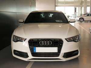 Audi A5 Sportback 2.0 TDI  (110kW) Euro-Norm 5 2013