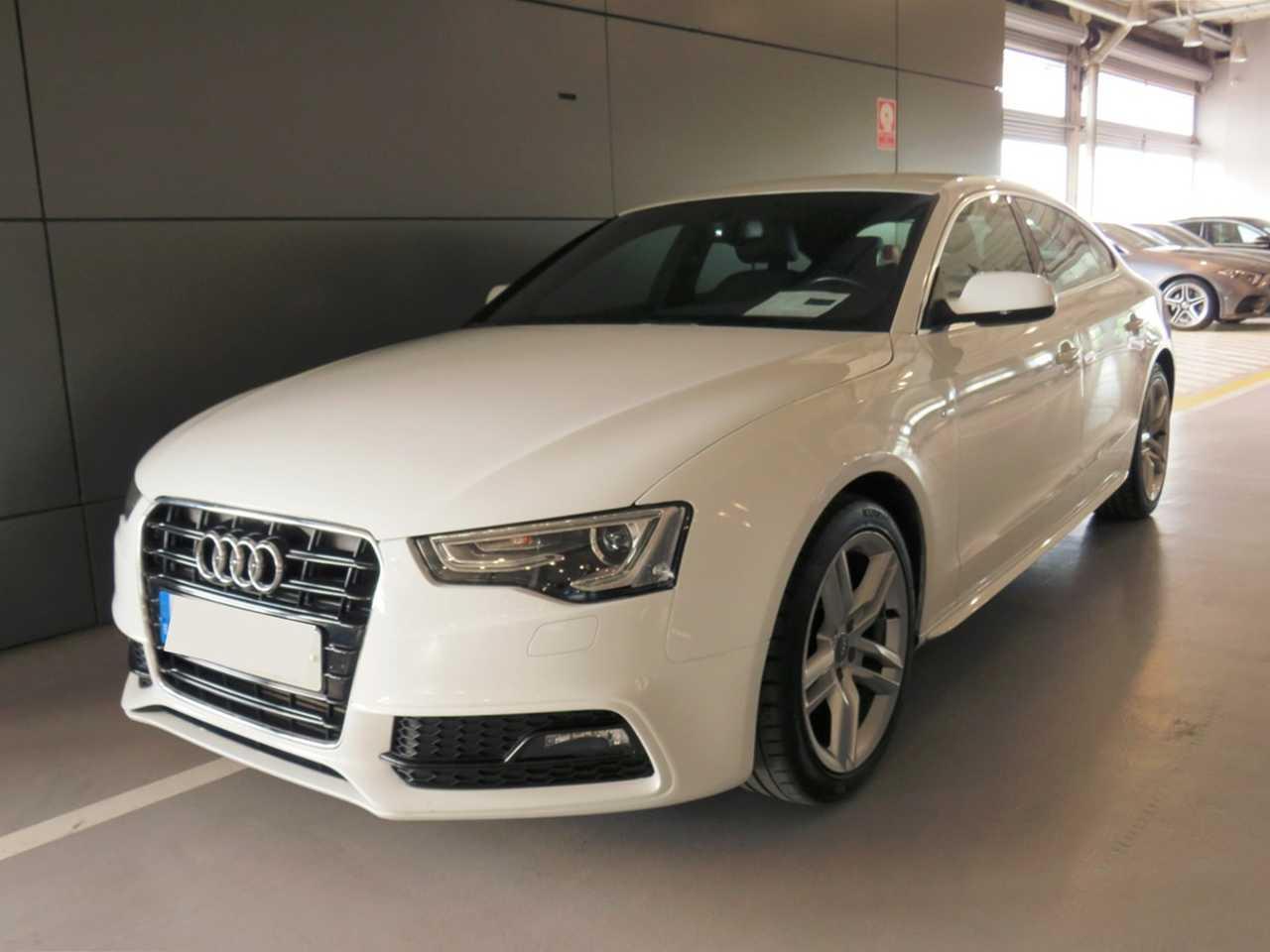 Audi A5 Sportback 2.0 TDI  (110kW) Euro-Norm 5 2013  - Foto 1
