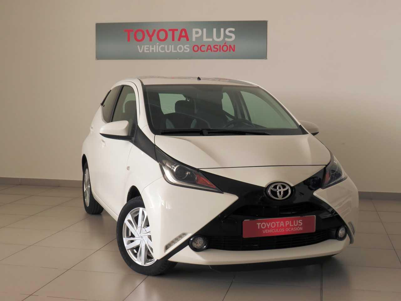 Toyota Aygo 1.0 VVT-i x-play   - Foto 1