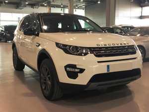 Land-Rover Discovery Sport automático   - Foto 3