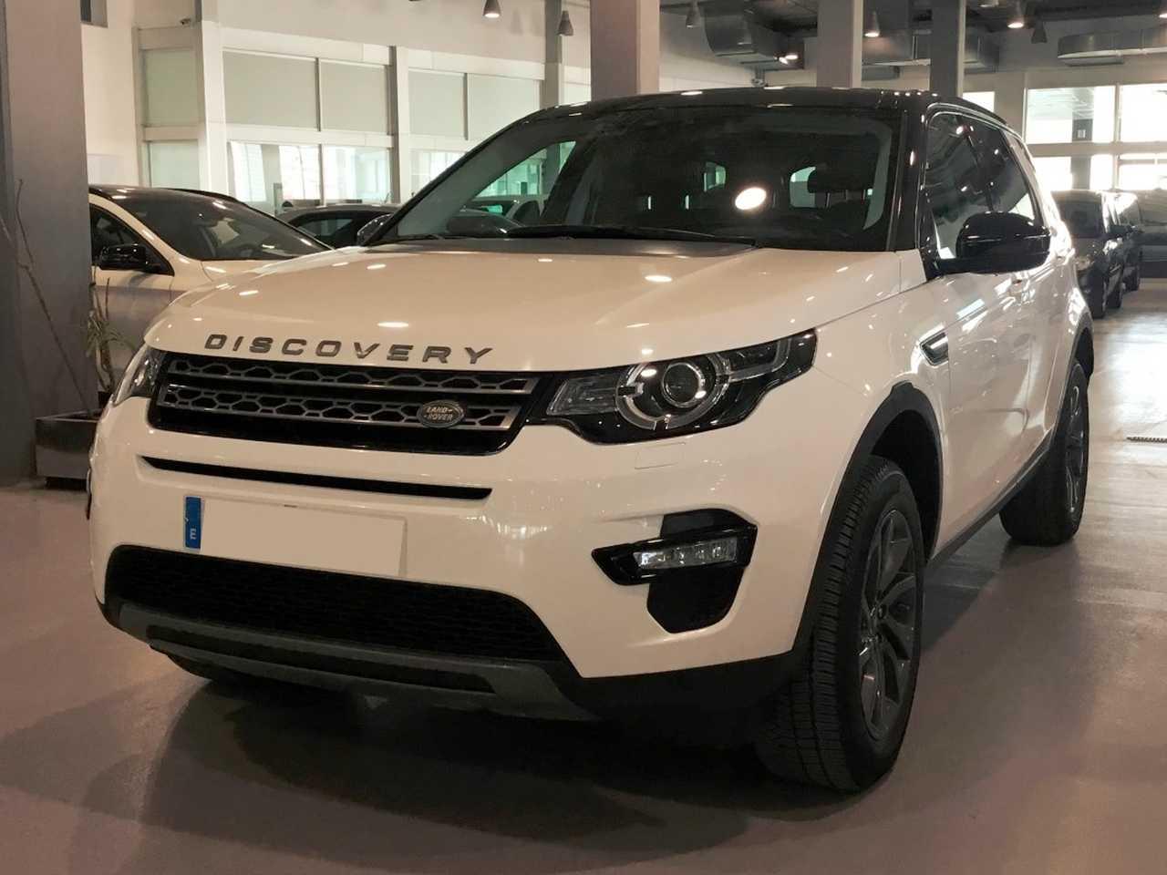 Land-Rover Discovery Sport automático   - Foto 1