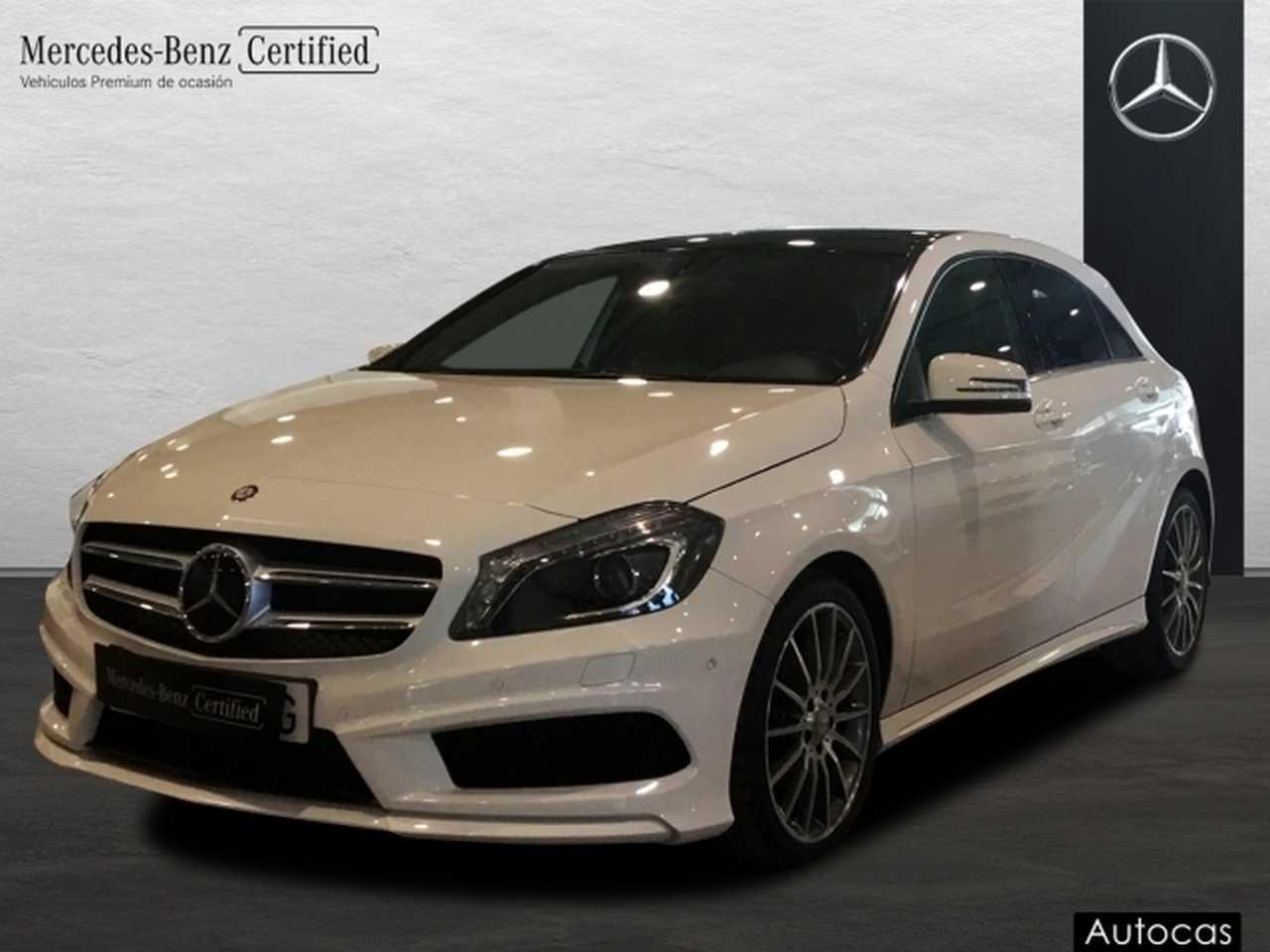 Mercedes Clase A 180 CDI AMG Line   - Foto 1