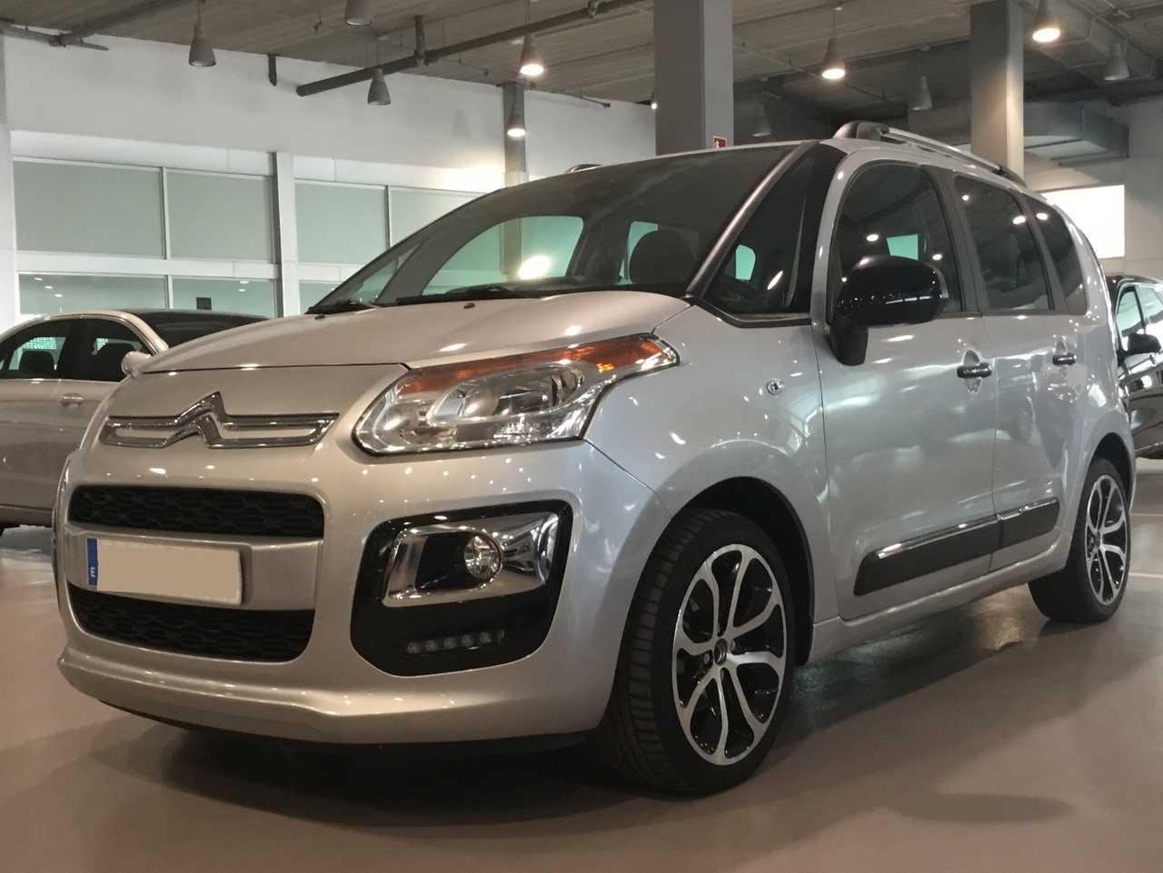 Citroën C3 Picasso 1.6 Feel Edition 2015   - Foto 1