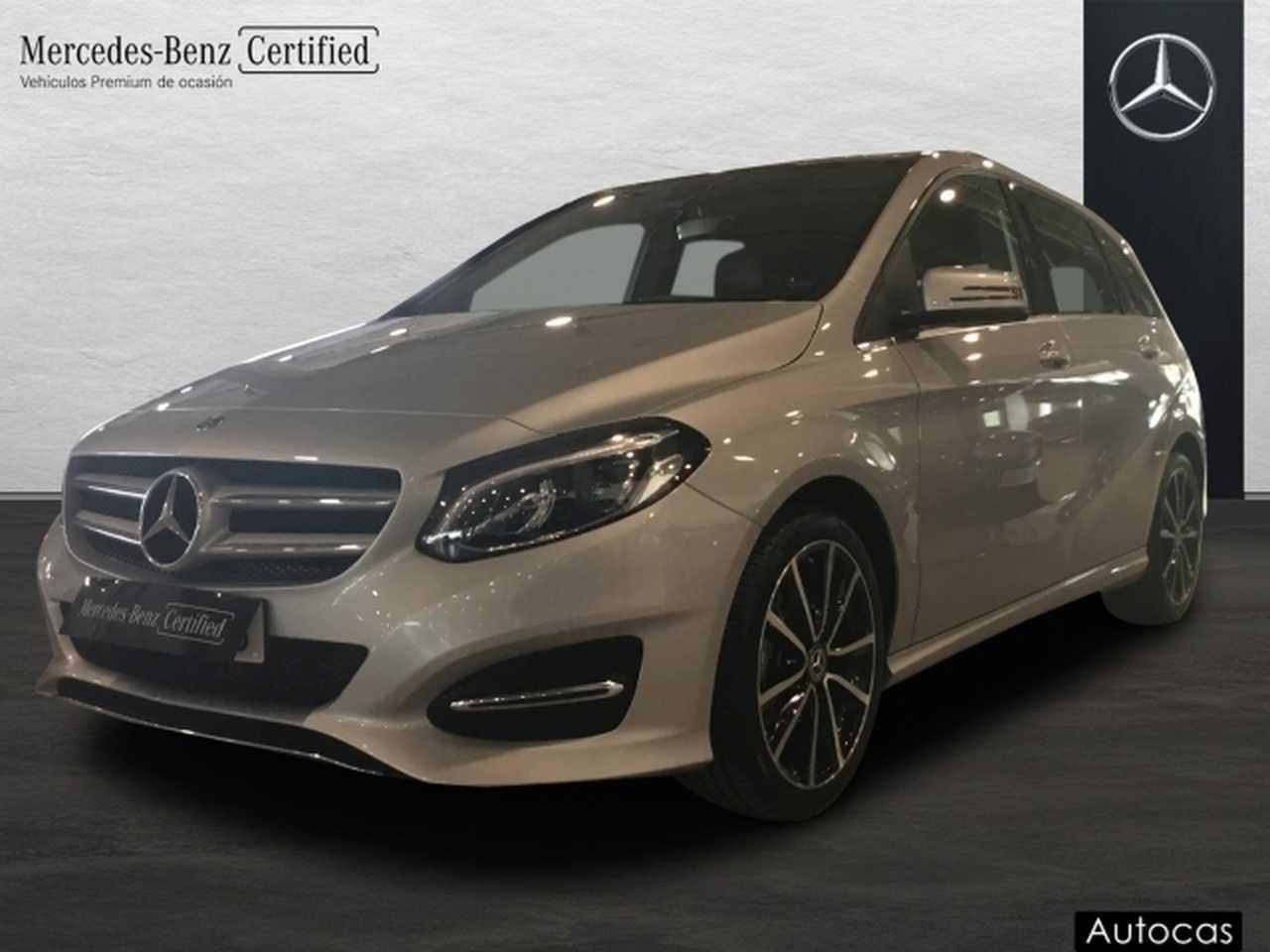 Mercedes Clase B 200 d   - Foto 1
