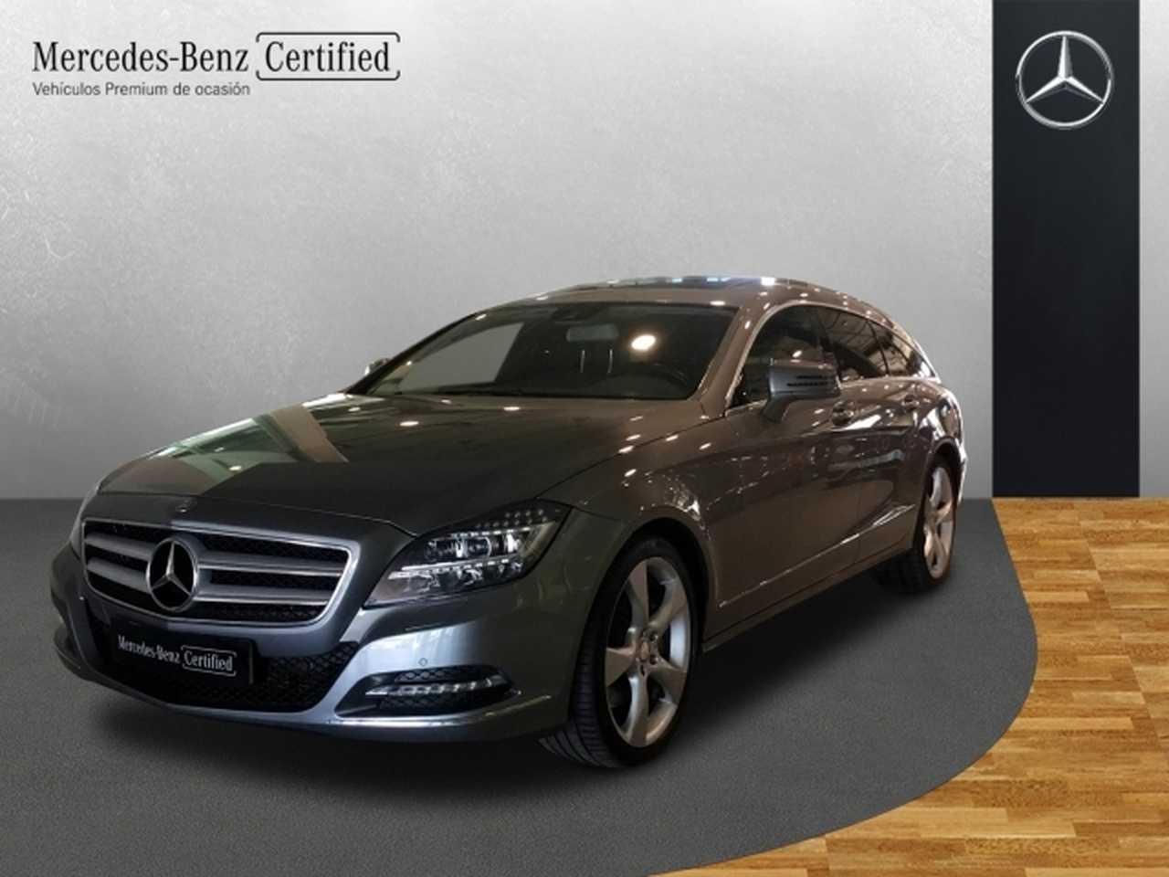 Mercedes CLS Shooting Brake 350 CDI   - Foto 1