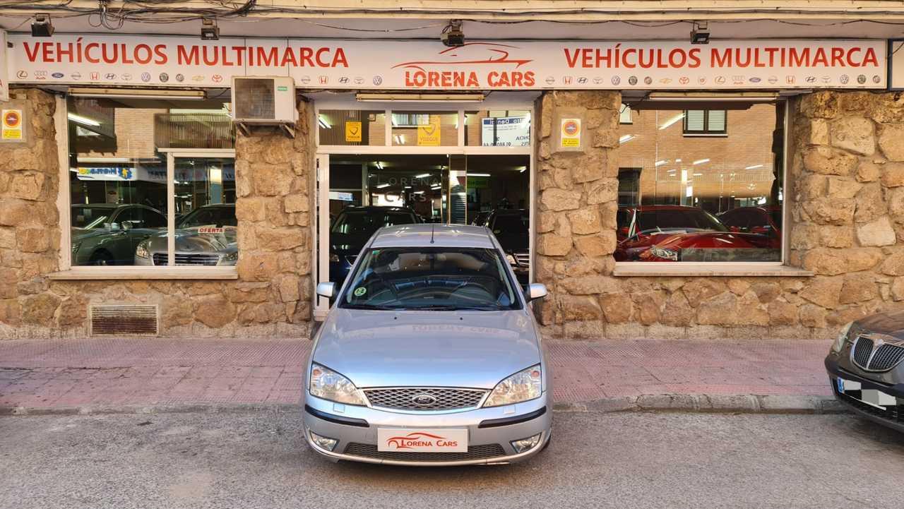 Ford Mondeo 5p 2000 TDCI 130CV FUTURA X   - Foto 1