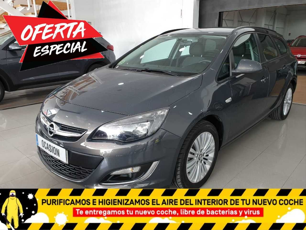 Opel Astra Sports Tourer  1.7 CDTi 110 CV Selective ST   - Foto 1