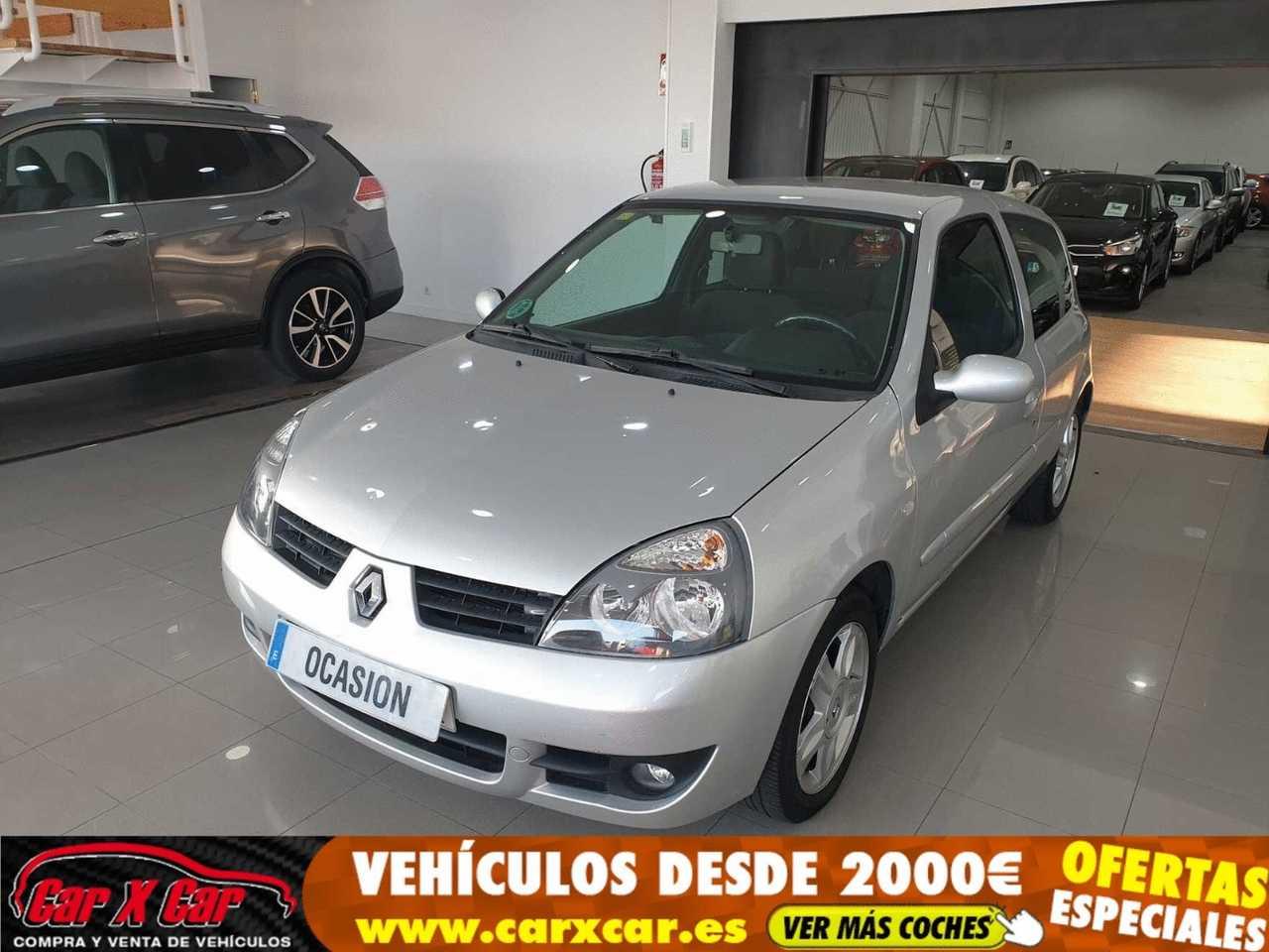 Renault Clio Authentique 1.2 16v   - Foto 1