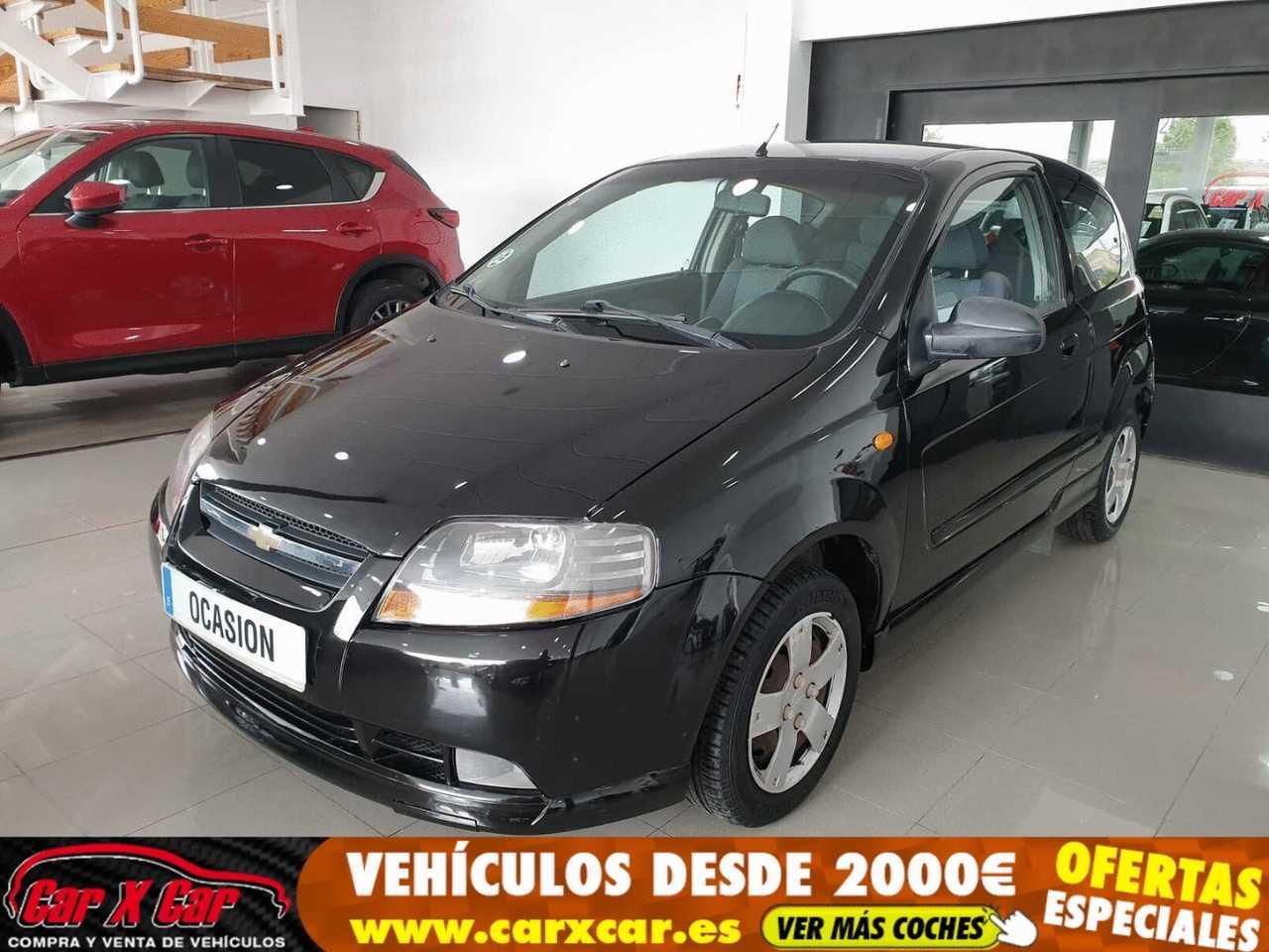 Chevrolet Kalos 1.2 SE   - Foto 1