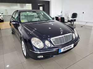 Mercedes Clase E  E 500 ELEGANCE AUTO   - Foto 3