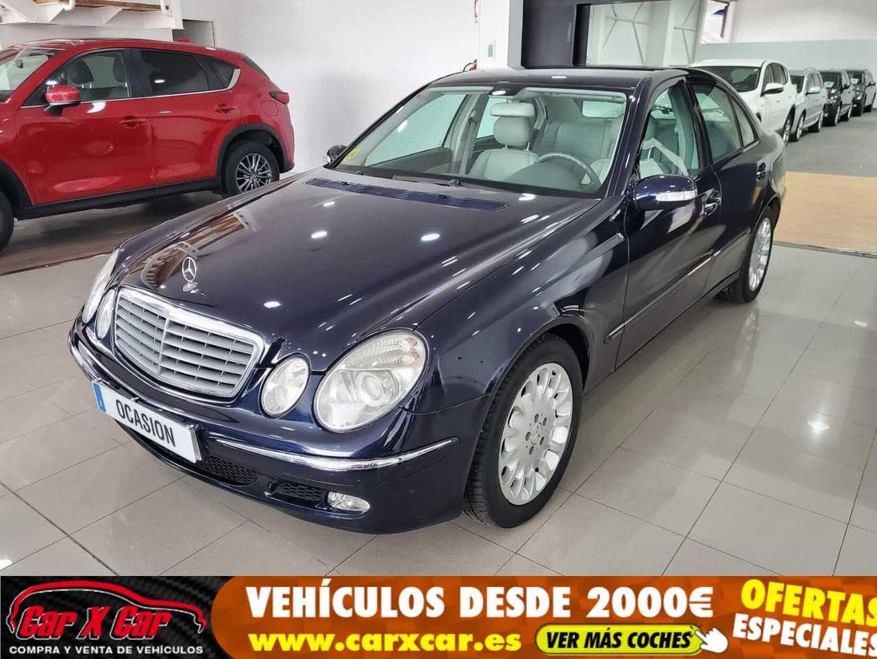 Mercedes Clase E  E 500 ELEGANCE AUTO   - Foto 1