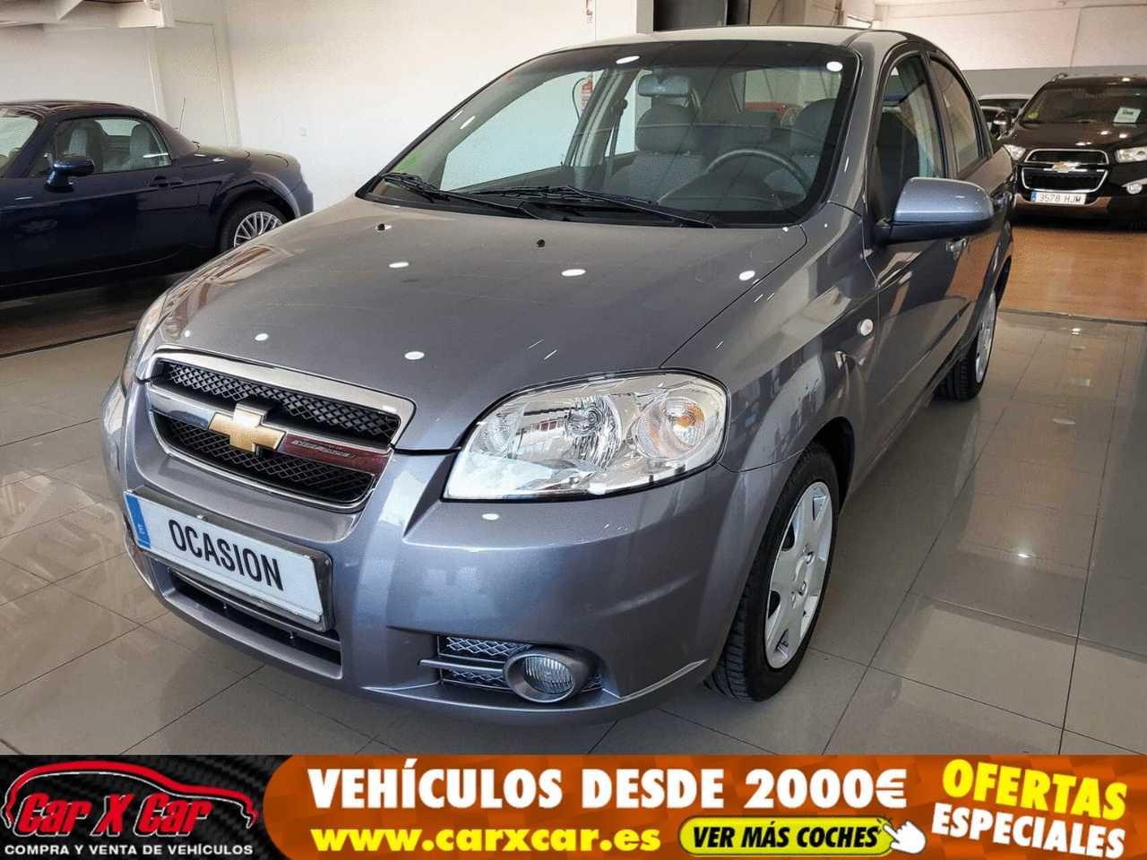 Chevrolet Aveo 1.4 16v LS   - Foto 1