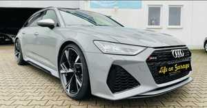 Audi RS6 Avant 4.0 TFSI quattro DINAMIC PACK LLANTA 22