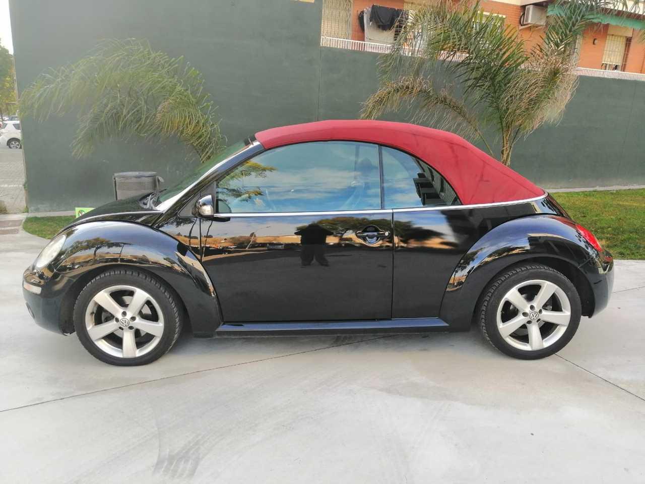 Volkswagen Beetle Cabrio 1.9TDI   - Foto 1