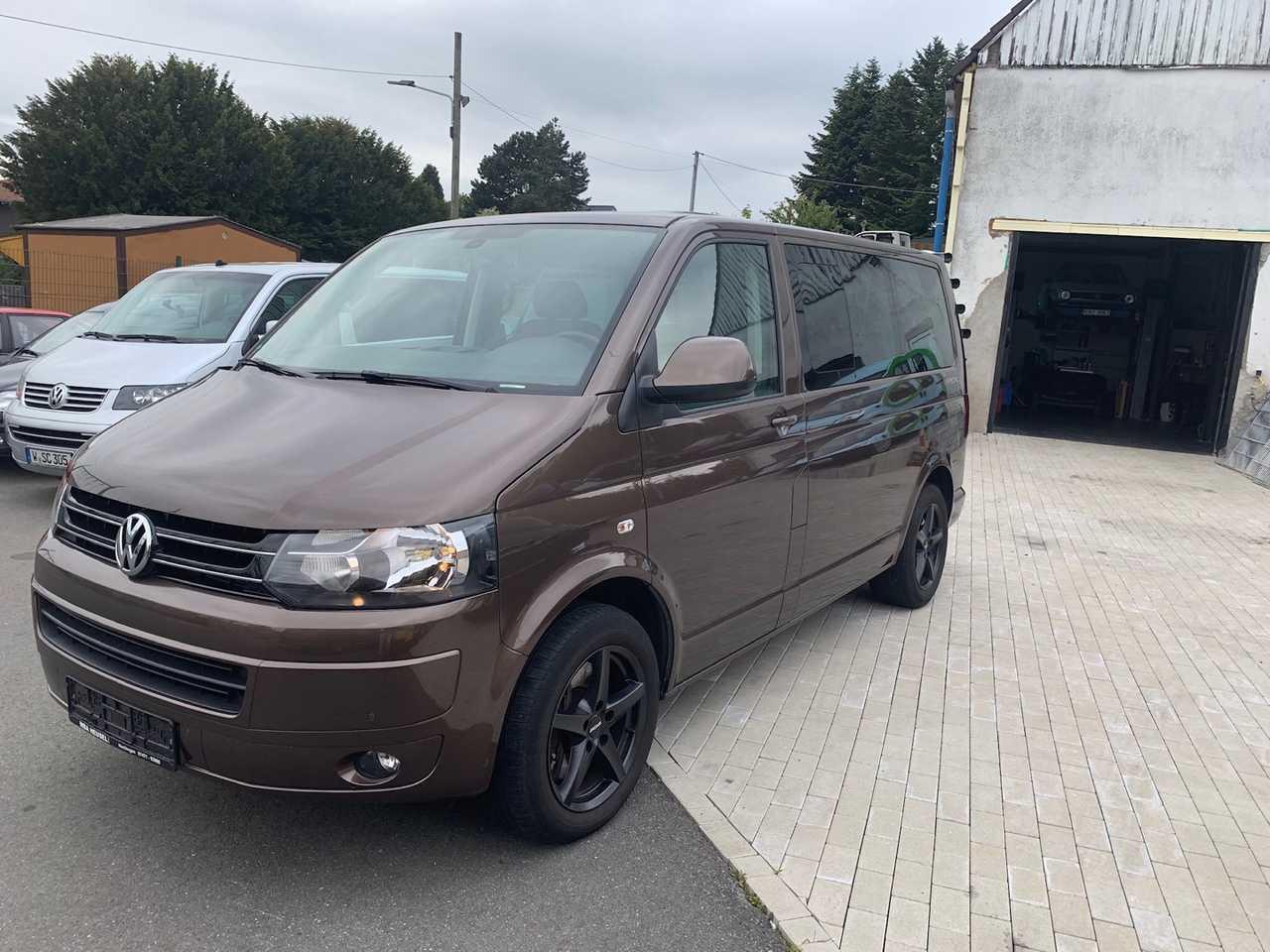 Volkswagen Multivan 2.0TDI 4Motion Special 140cv   - Foto 1