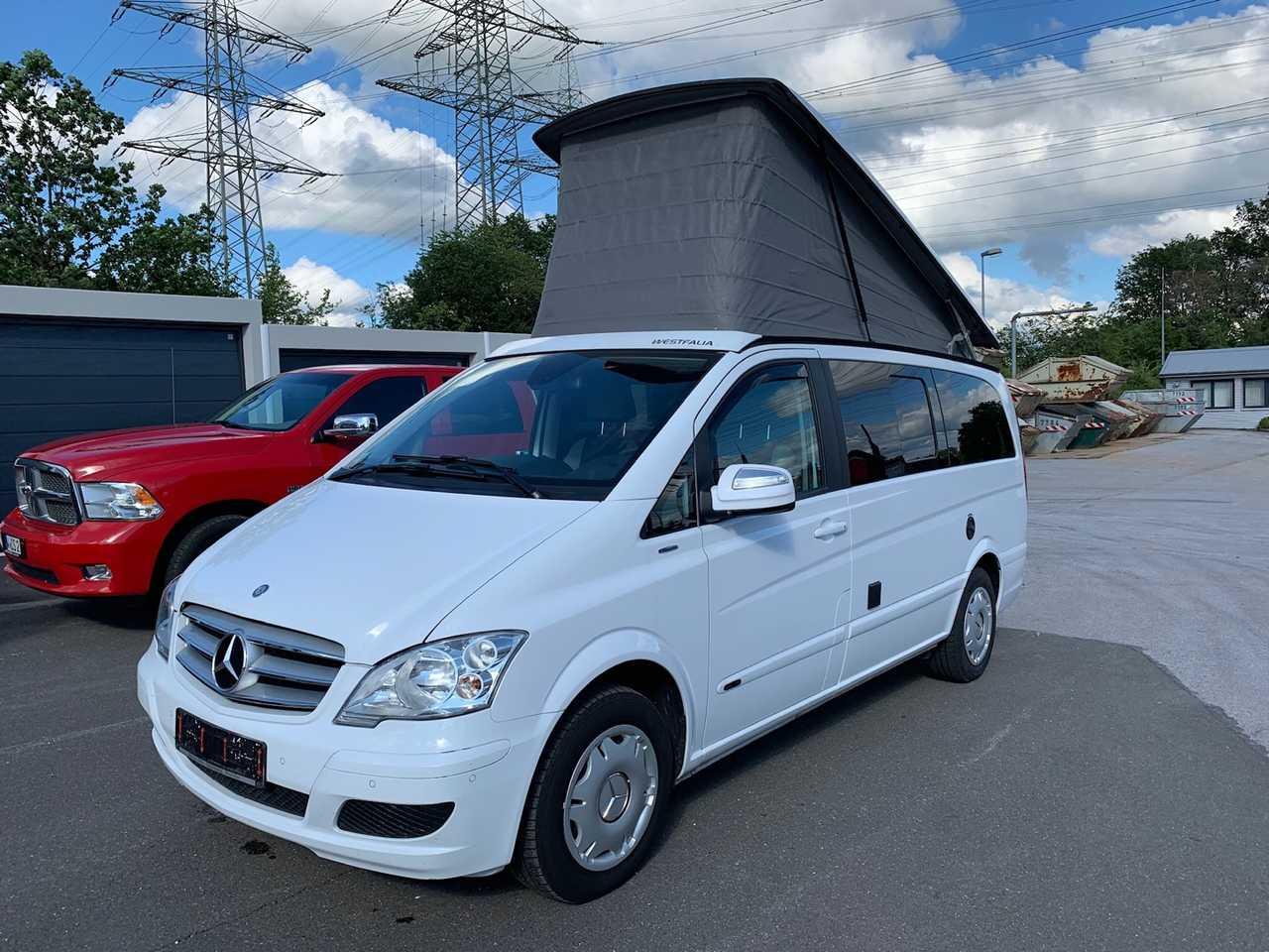 Mercedes Viano Marco Polo 2.2CDI 163cv   - Foto 1