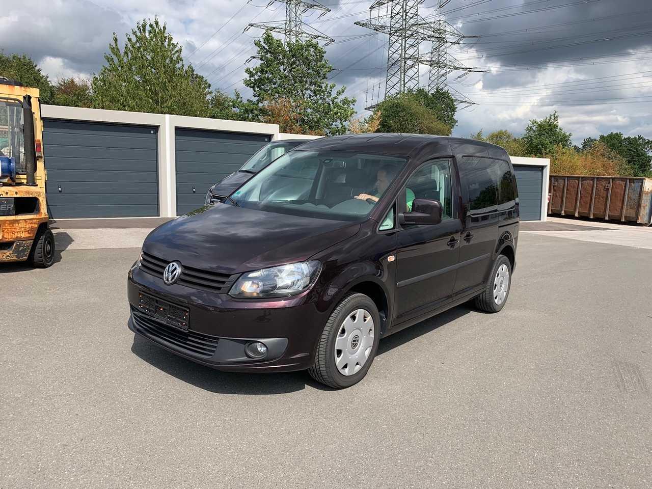 Volkswagen Caddy 2.0TDI Comfortline 140cv   - Foto 1
