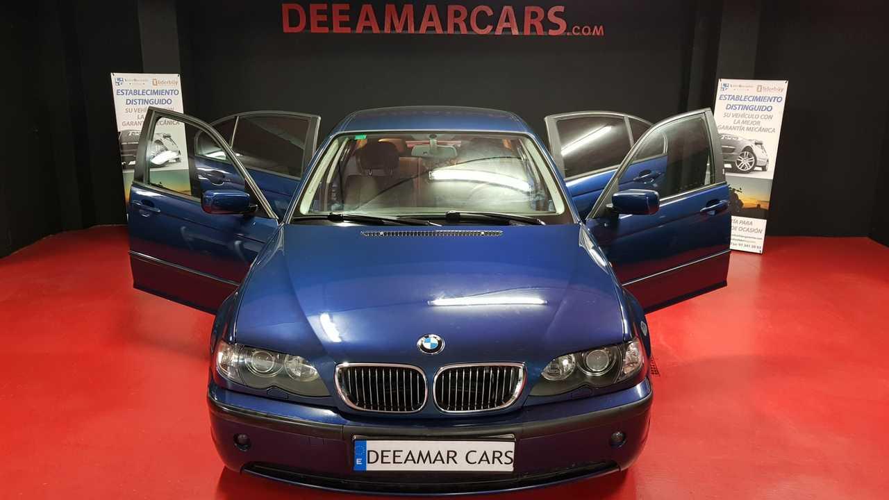 BMW Serie 3 320d,150CV,6VEL,XENON,Park-Distance-Control   - Foto 1