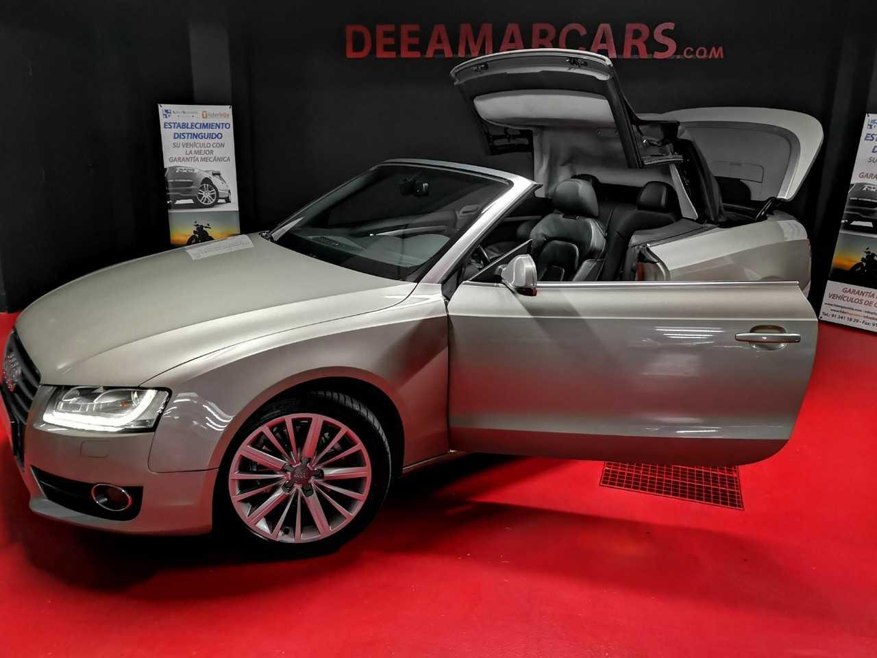 Audi A5 Cabrio 2. 0 tdi, 170cv NAVI CUERO XENON   - Foto 1