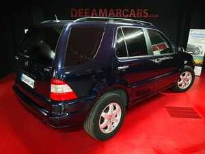Mercedes Clase M ML 400 CDI , Automatico,250 cv,Bi-Xenon,Techo,Cuero,Navi   - Foto 3