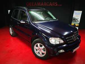 Mercedes Clase M ML 400 CDI , Automatico,250 cv,Bi-Xenon,Techo,Cuero,Navi   - Foto 2