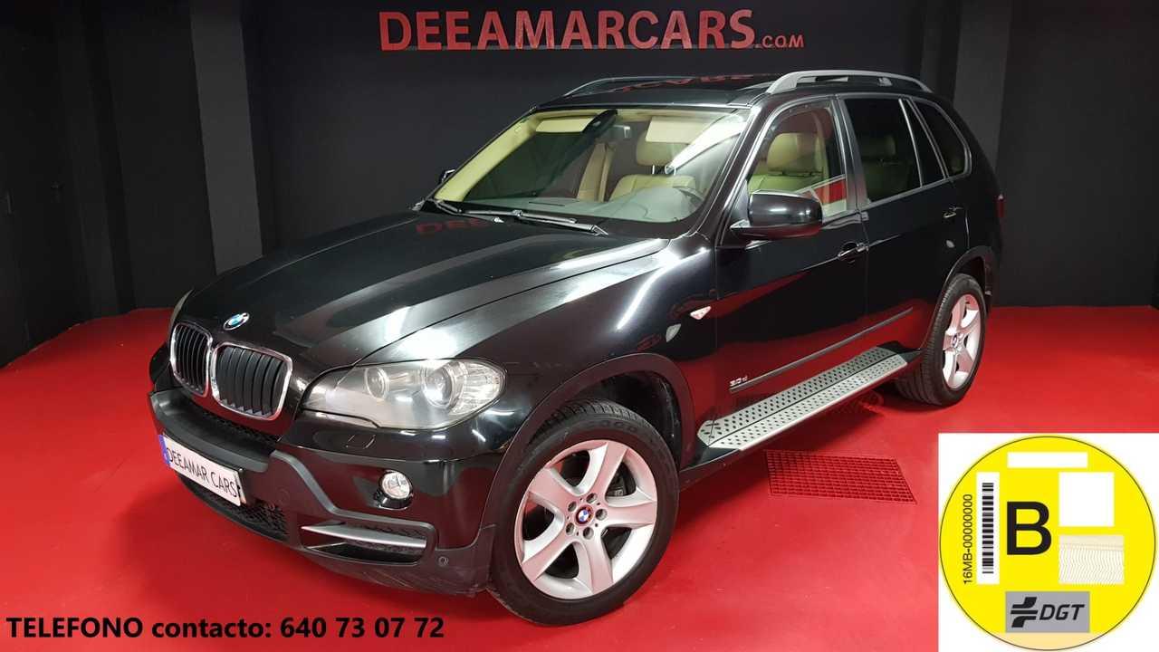 BMW X5 3.0 Turbodiesel,7 PLAZAS,BI-XENON,TECHO,NAVI,CUERO,LIBRO   - Foto 1