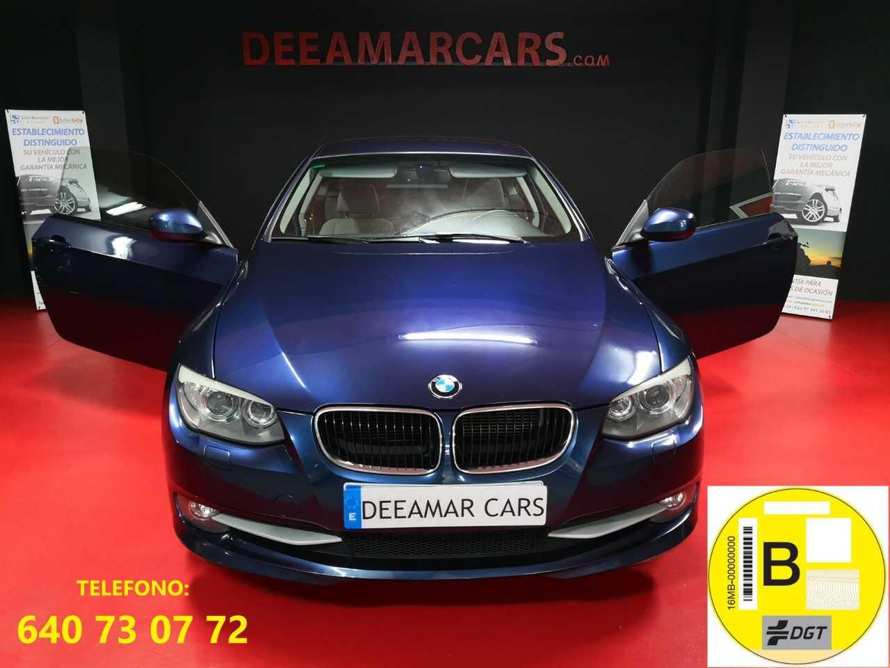 BMW Serie 3 Coupé 320d ,184CV   - Foto 1