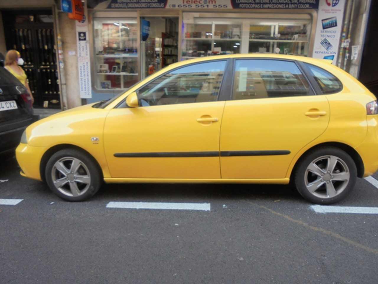 Seat Ibiza 1.9 dci   - Foto 1