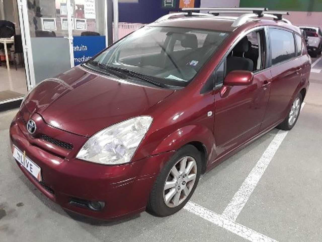 Toyota Corolla Verso 7 plazas   - Foto 1