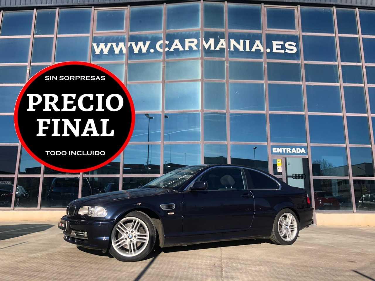 BMW Serie 3 Coupé 330 Ci e46  - Foto 1
