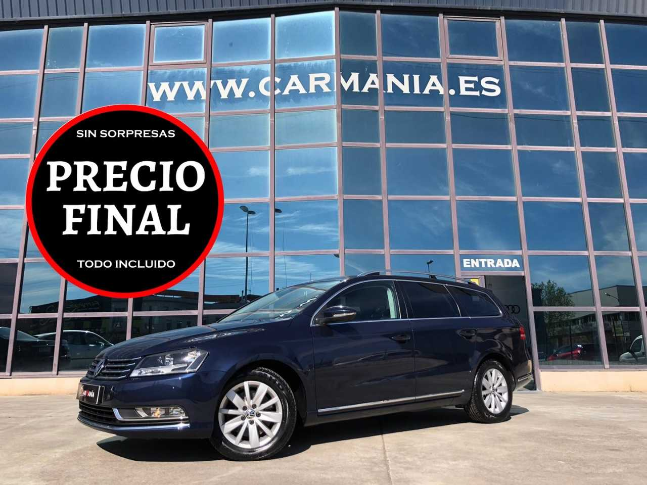 Volkswagen Passat Variant 1.6 TDI Advance Bluemotion  - Foto 1