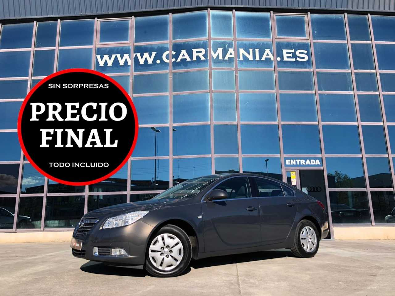 Opel Insignia  2.0 CDTI Selective 130cv  - Foto 1