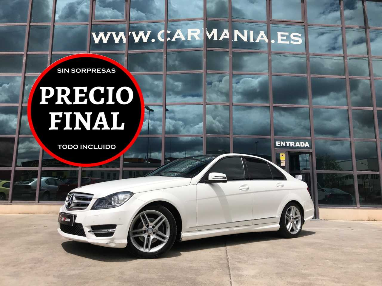 Mercedes Clase C 180 CDI  BE AVANTGARDE  - Foto 1