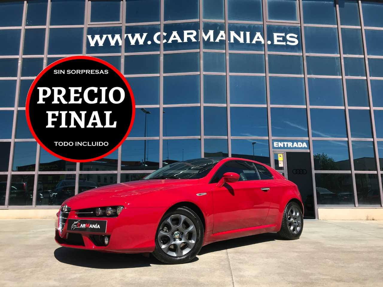 Alfa Romeo Brera 2.2 JTS DISTINCTIVE  - Foto 1