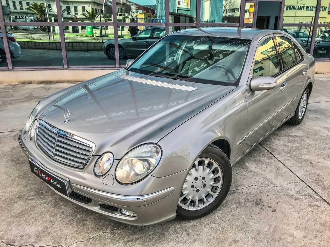 Mercedes Clase E 320 CDI   - Foto 1