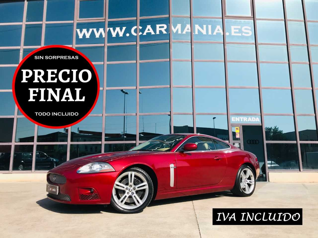 Jaguar XK R Coupe  - Foto 1