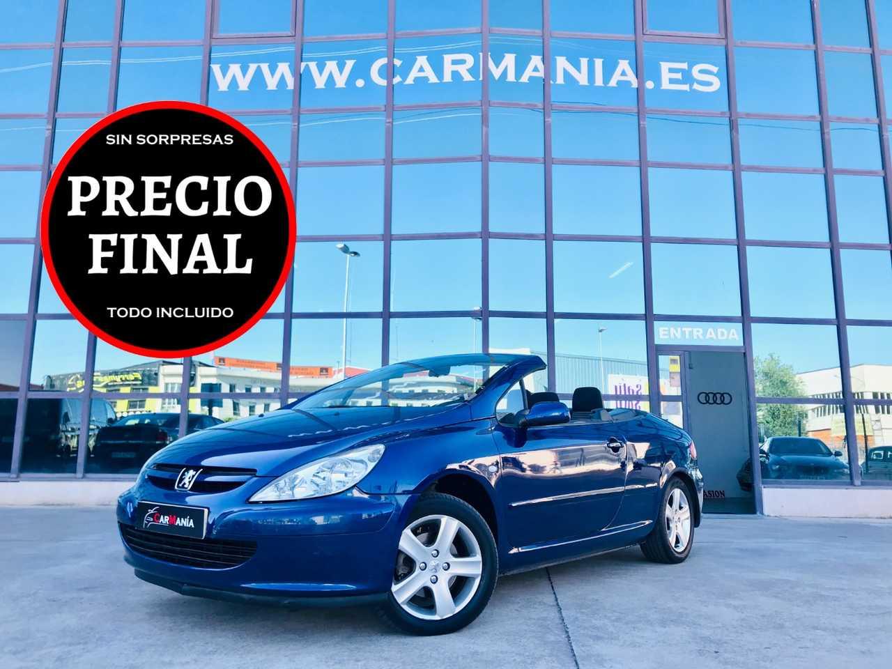 Peugeot 307 CC 2.0   - Foto 1