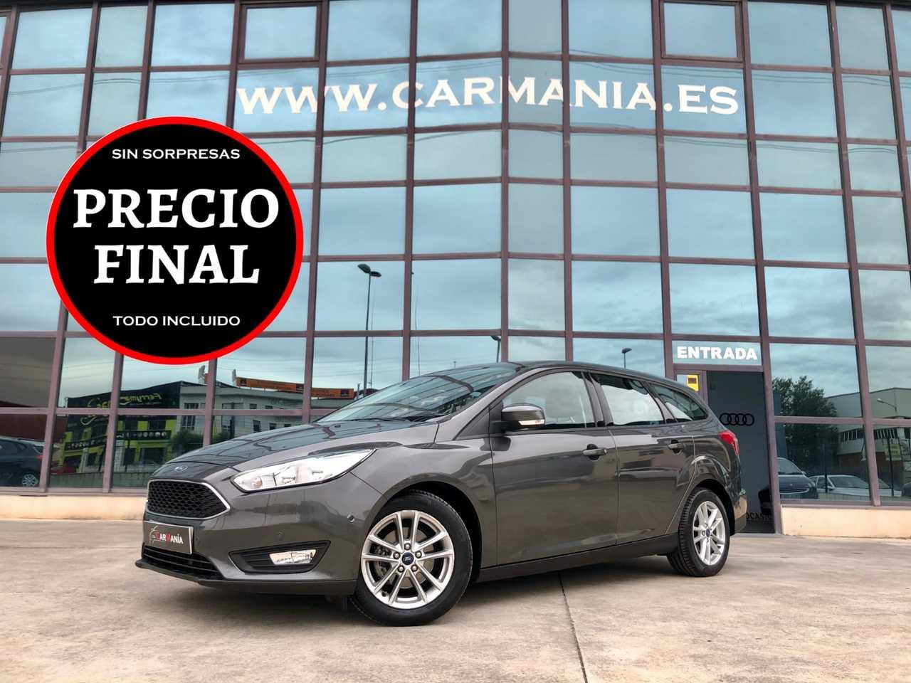 Ford Focus 1.5 TDCi SPORTBREAK Business  - Foto 1