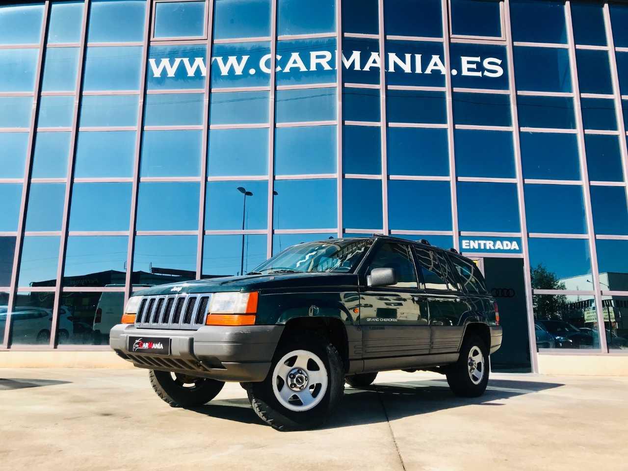 Jeep Grand Cherokee 2.5 TD Laredo  - Foto 1