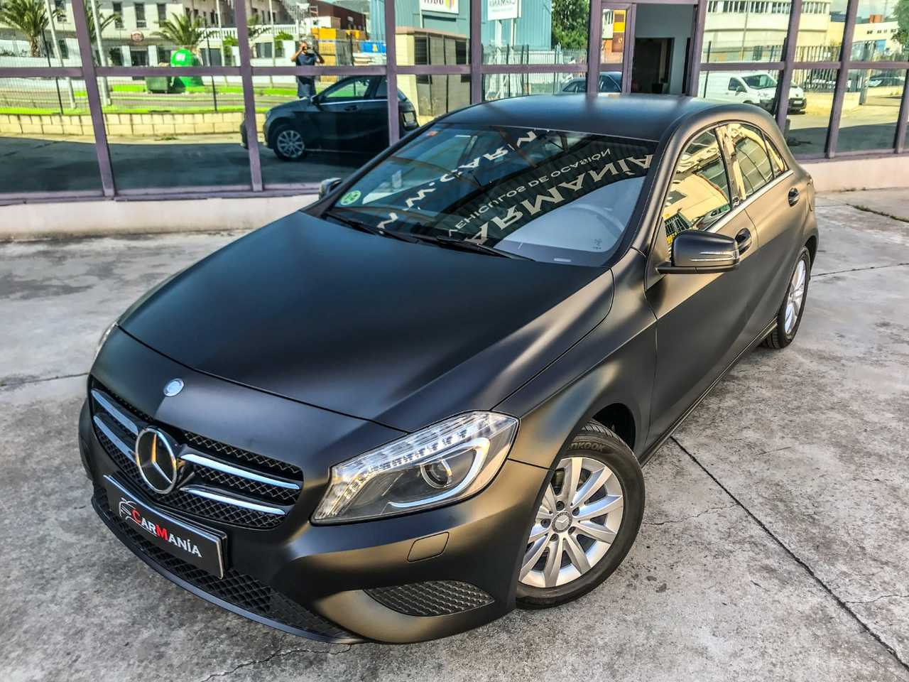 Mercedes Clase A 180 CDI BlueEfficiency Style  - Foto 1