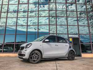 Smart Forfour 60kW81cv electric drive   - Foto 2
