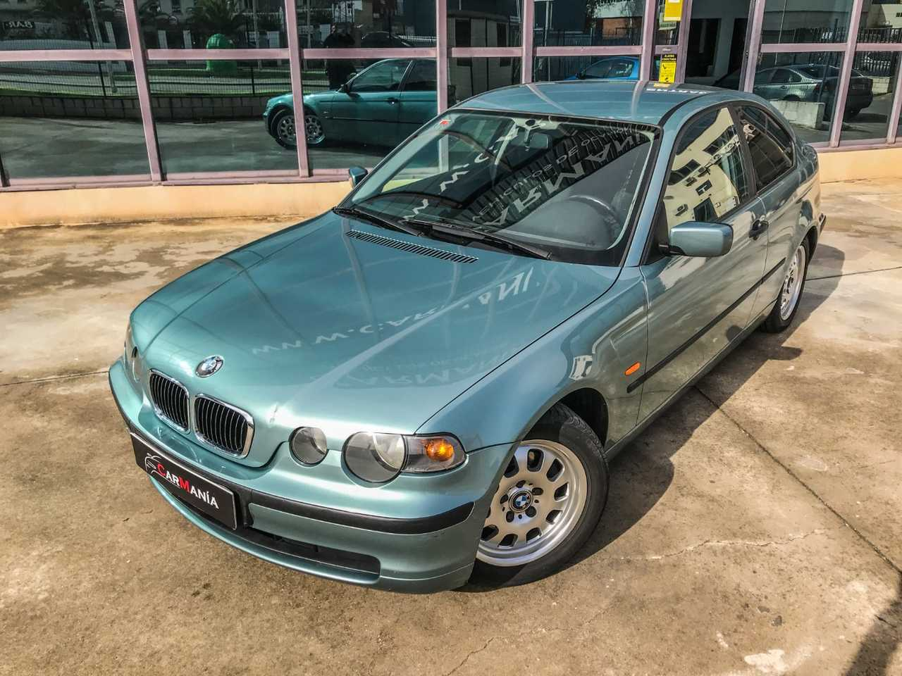 BMW Serie 3 Compact 316ti   - Foto 1