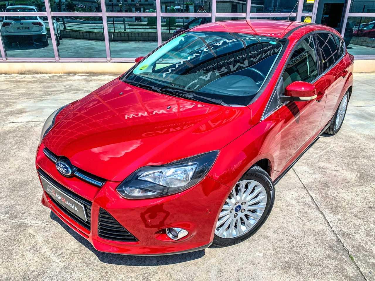 Ford Focus 1.6 TDCi Titanium   - Foto 1