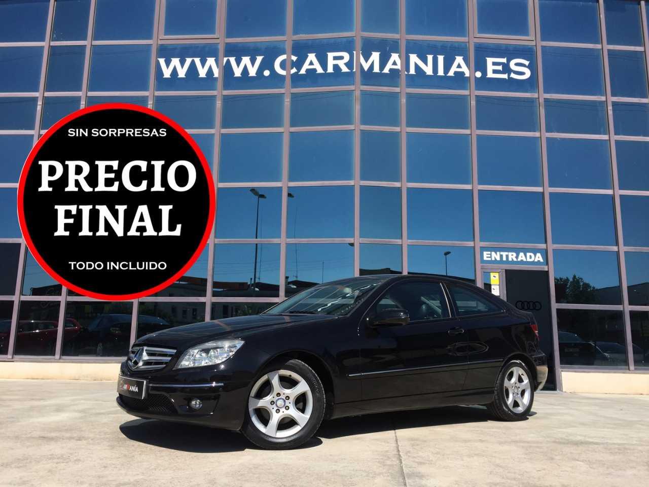 Mercedes Clase CLC 200 CDI   - Foto 1