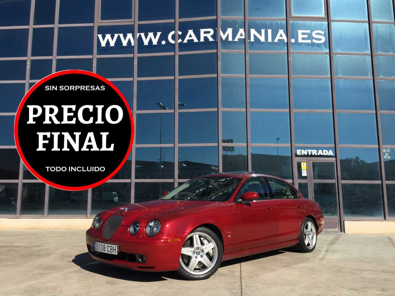Jaguar S Type R 4.2 V8    - Foto 1
