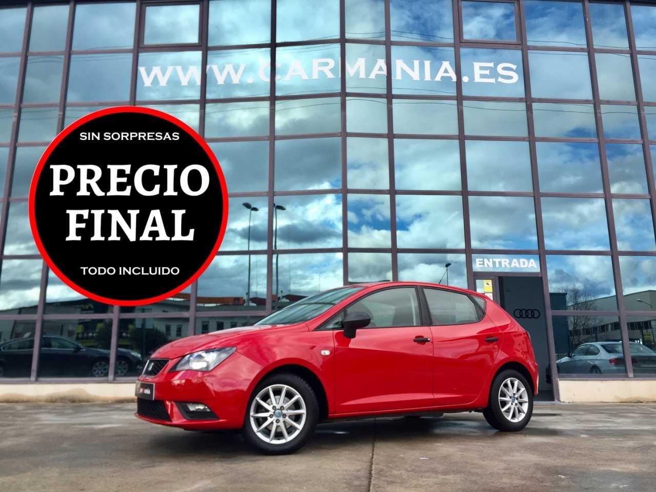 Seat Ibiza 1.6 TDI Reference Tech  - Foto 1