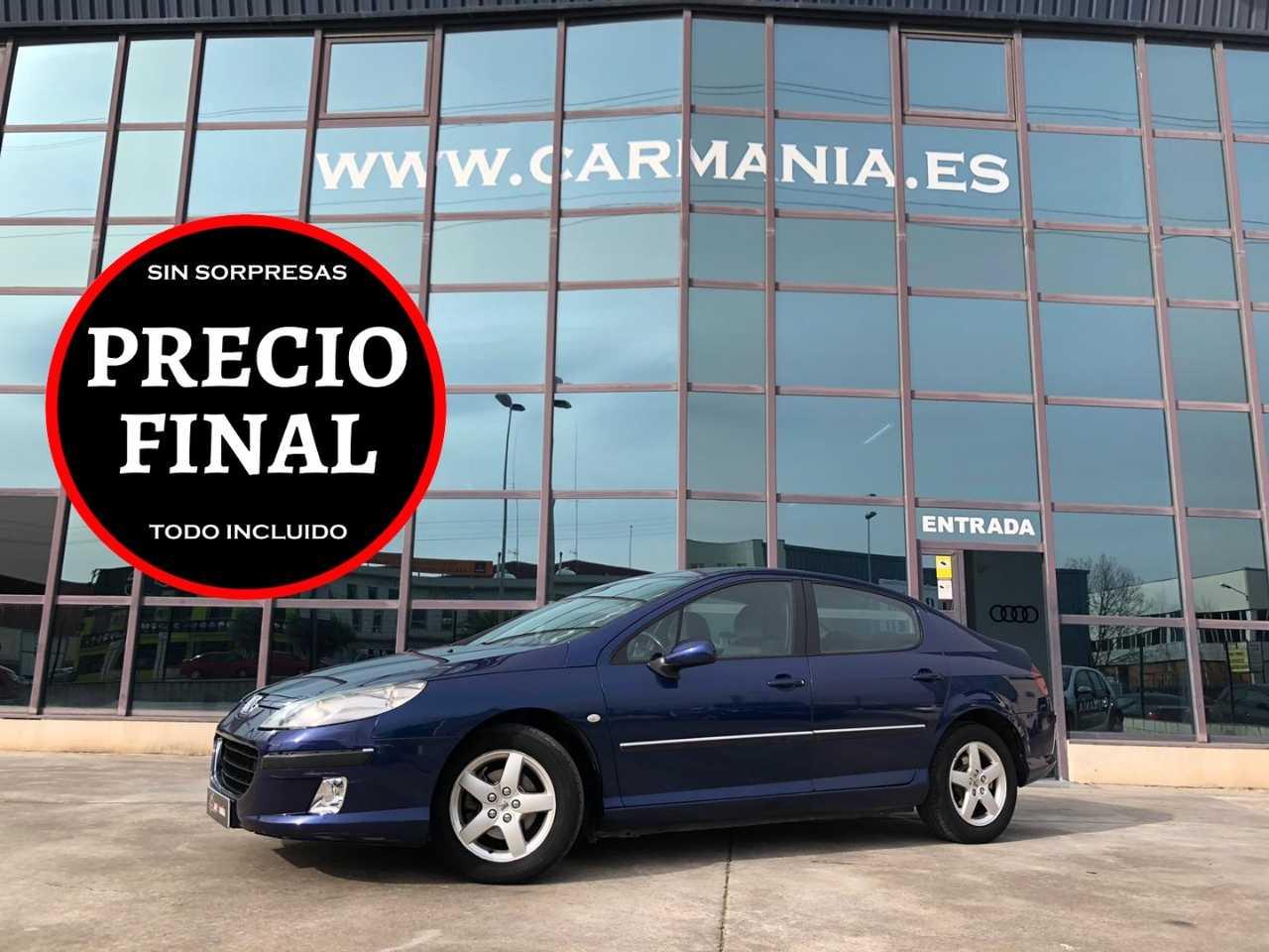 Peugeot 407 1.6 HDI   - Foto 1