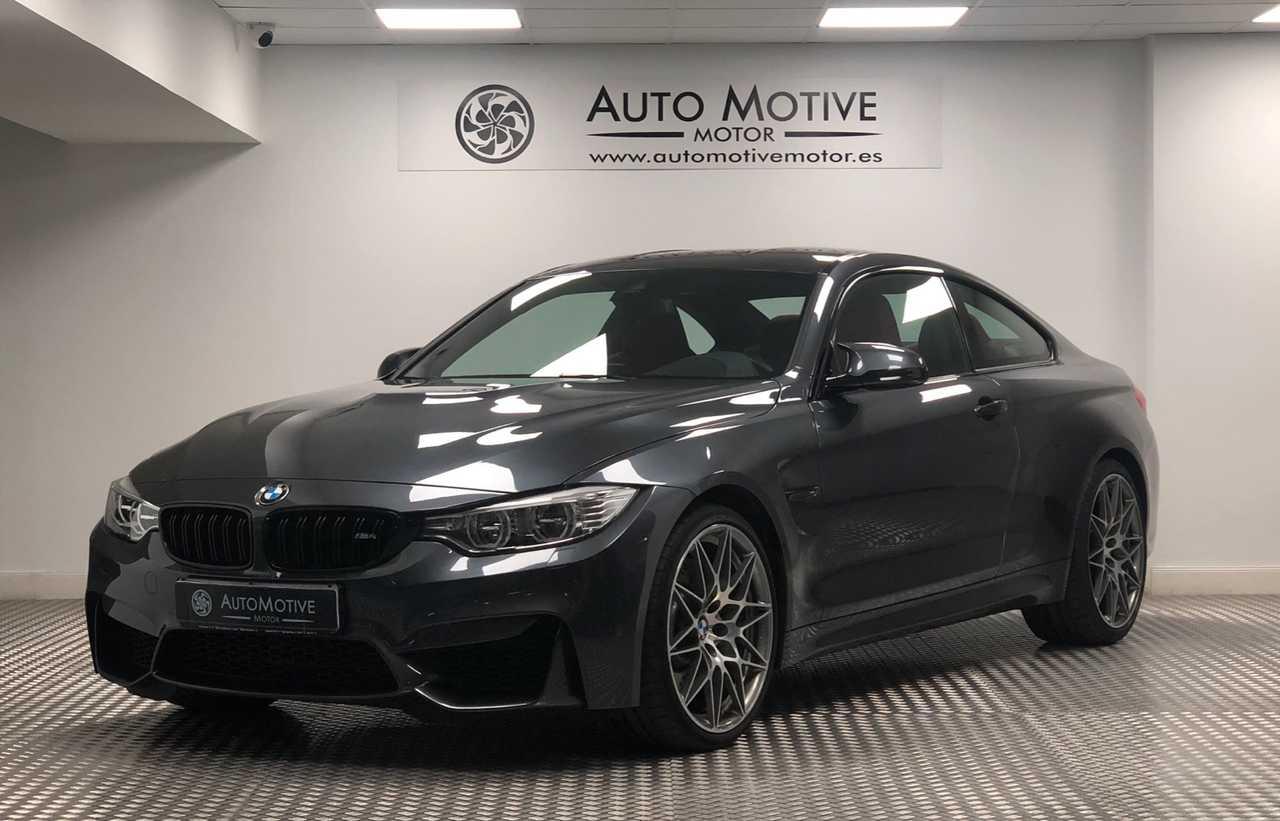 BMW M4 Coupé Competizione   - Foto 1