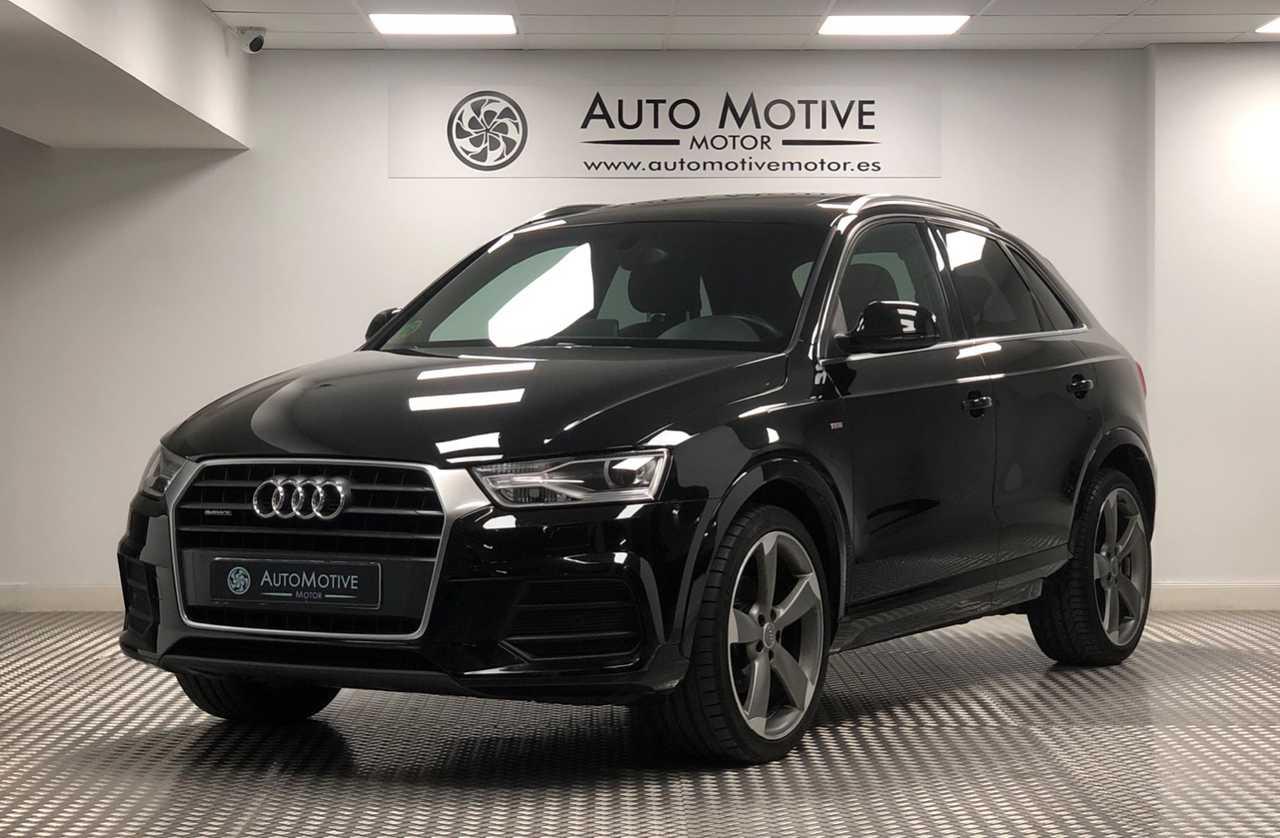 Audi Q3 QUATTRO S-TRONIC SLINE   - Foto 1