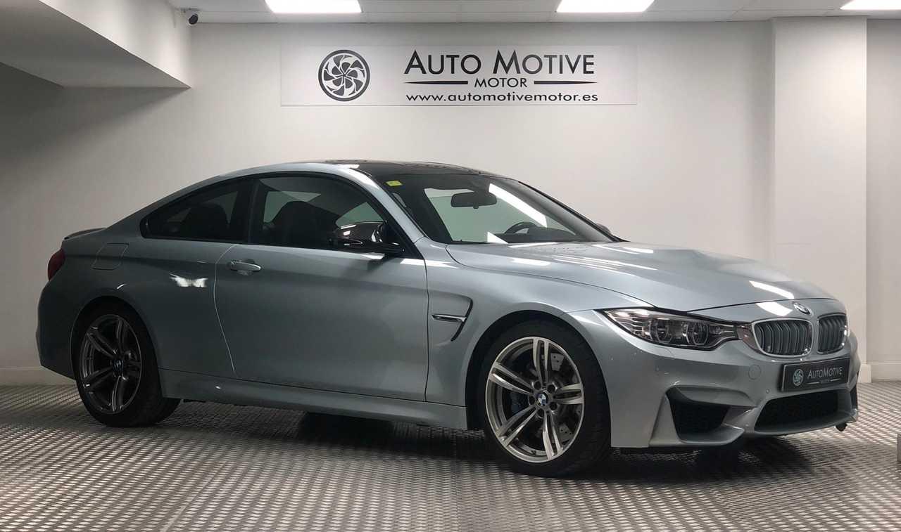 BMW M4 Coupé DKG   - Foto 1